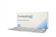 Esomeprazol 40 mg Caja Con 30 Tabletas Con Cubierta Entérica Rx