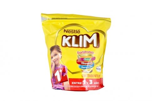 Klim 1+ Fortiprotect®  Polvo En Empaque Con 2000 g  Miel