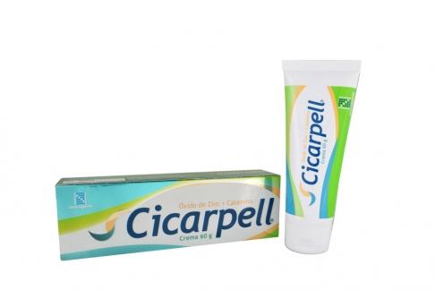 Cicarpell Crema Frasco Con 60 g