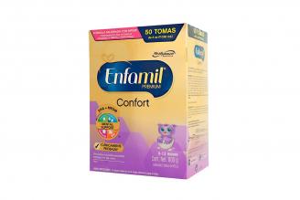 Enfamil Premium Confort 0 a 12 Meses Caja Con 2 Bolsas Con 550 g C/U