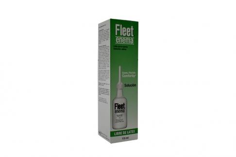 Fleet Enema Frasco Caja Con Frasco Con 133 mL Rx