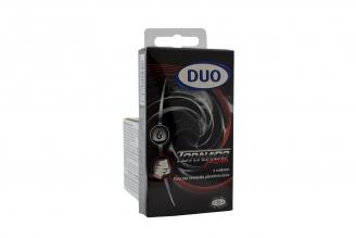 Condones Duo Tornado Passion Caja Con 6 Unidades