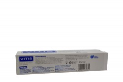 Crema Dental Vitis Blanqueadora Caja Con Tubo Con 100 mL