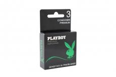 Preservativos Playboy S Ultde 3 Unidades