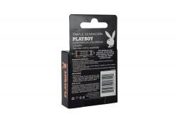 Condones Playboy Premium Triple Sensación Caja Con 3 Unidades