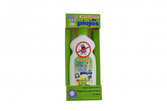 Repelente Stay Off Piojos Spray Con 120 mL