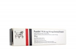 Fucidin H Crema Tubo Con 15 g Rx