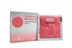 Zambon Monuril Polvo 3 g Caja Con 2 Sobres RX