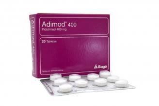 Adimod 400 mg Caja Con 20 Tabletas RX