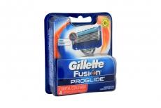Gillette Repuesto Fusion Proglide Caja Con 4 Unidades