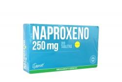 Naproxeno 250 mg Caja Con 300 Tabletas Rx