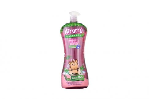 Shampoo Arrurrú Naturals Romero Frasco Con 1075 mL