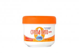Crema Cero Bebés Caléndula Y Vitamina E Frasco Con 50 g
