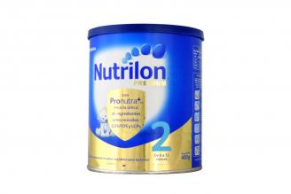 Nutrilon Premium 6 a 12 Meses Tarro Con 400 g