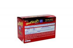 Ibuflash Forte 400 Mg Caja X 12 Blíster