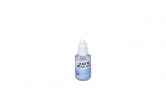 Aceite Mineral Disanfer Empaque Con 12 Frascos Con 25 mL C/U