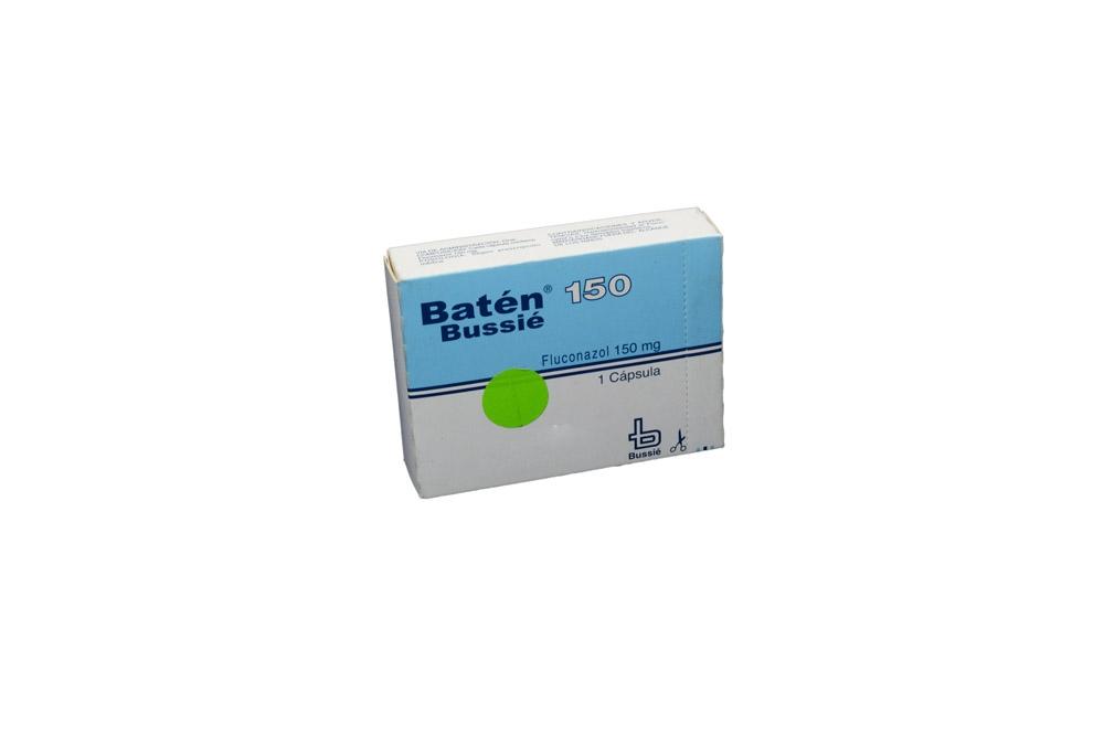 Baten 150 mg Caja Con 1 Cápsula Rx