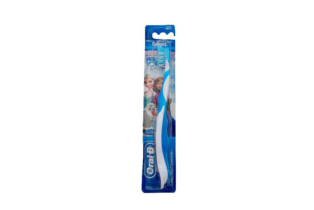Cepillo Dental Oral B Stages 4 Empaque Con 1 Unidad