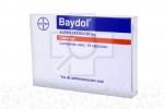 BAYDOL 60 MG X 10 CÁPSULAS - ANTIINFLAMATORIO