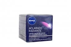 Nivea Aclarado Radiante Crema Facial Noche X 50 mL