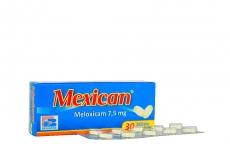 Mexican 7.5 mg Caja Con 30 Tabletas Rx