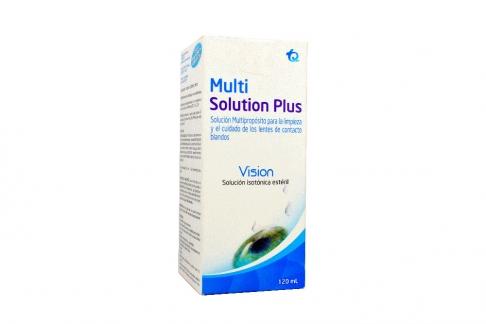 MULTI SOLUTION PLUS - 120 ML