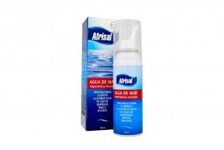 Afrisal Agua De Mar Hipertonico Frasco Con 100 mL