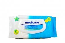 Pañitos Húmedos Medicare Empaque Con 40 Unidades