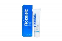 Rozelaic Gel 15 % Caja Con Tubo Con 30 g Rx