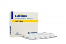 Bactigram F 800 / 160 mg Caja Con 10 Comprimidos Rx2