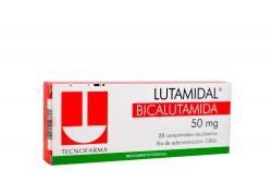 Lutamidal 50 mg Caja Con 28 Comprimidos Rx4 RX1