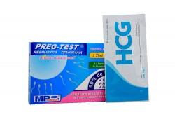 Prueba Embarazo Mp P Test Casette