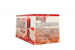 Cranberry Arandano Freshly Frasco X 20 Unidades - Natural