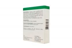 Graphites Homaccord Caja Con 5 Ampollas