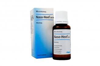 Naso-Heel Gotas Caja Con Frasco Con 30 mL Rx