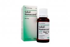 Sabal-Homaccord Heel 150 Gotas Caja Con Frasco Con 30 mL