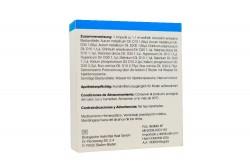 Tonico - Injeel - Heel 172 Inyectable Caja Con 5 Ampollas Con 1.1 mL Rx