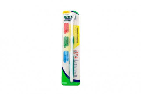 Cepillo Interdental Gum Proxabrush Empaque Con 1 Unidad