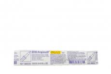 BD Cateter Intravenoso Periferico / Esteril 24GA x 0.75Empaque Con 1 Unidad