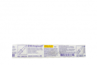Catéter Intravenoso BD Periferico / Esteril 24GA x 0.75Empaque Con 1 Unidad