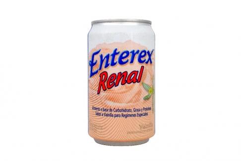 Enterex Renal Vainilla Lata Con 237 mL