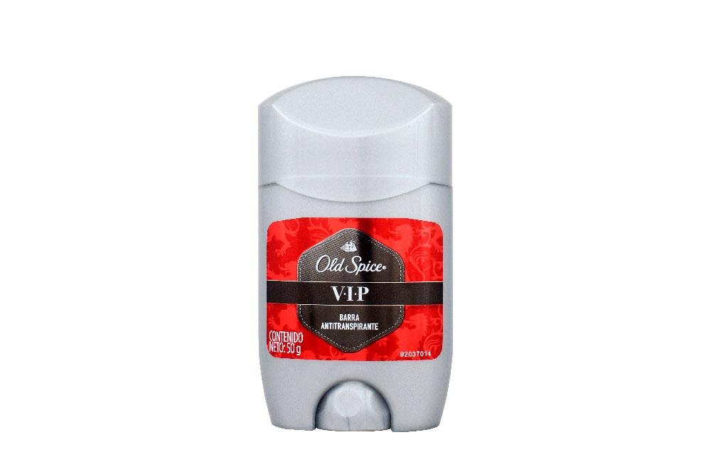 Desodorante Old Spice VIP Barra Con 50 g