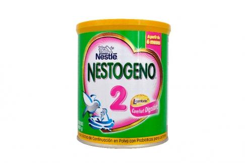 Nestogeno 2 A Partir De 6 Meses Tarro Con 400 g