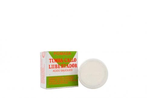 Libertador Pomada Caja Con Tarro Con 3 g