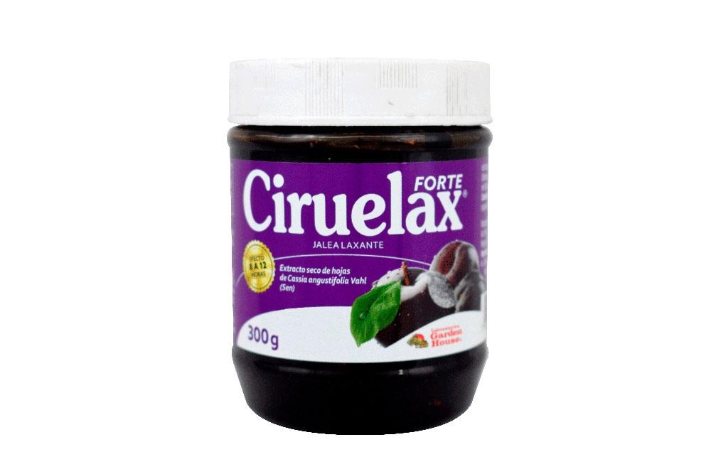 Ciruelax Forte Jalea Laxante Frasco Con 300 g
