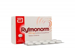 Rytmonorm 300 mg Caja Con 20 Tabletas Recubiertas Rx