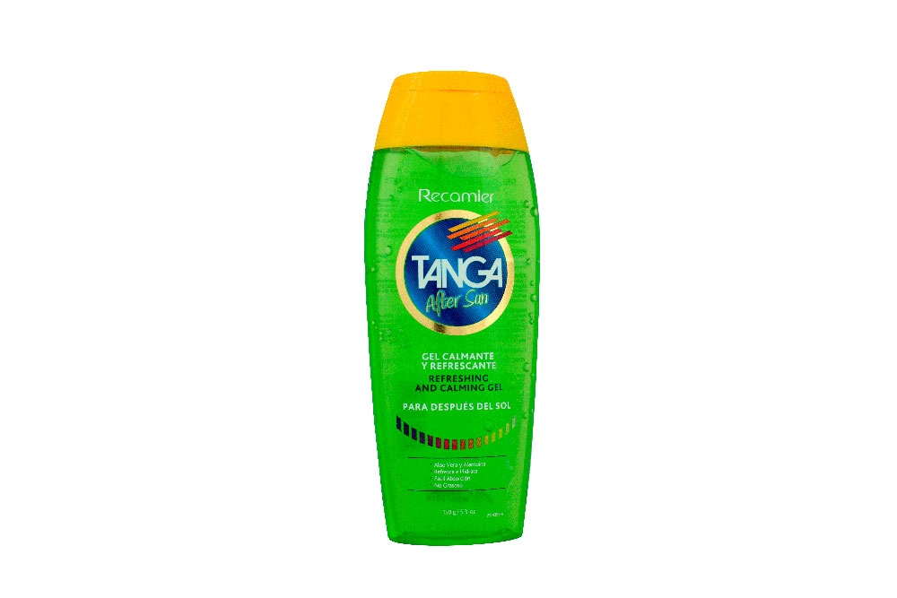 Tanga Gel Calmante After Sun Frasco Con 150 mL