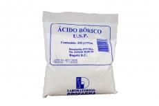 Ácido Bórico U.S.P Bolsa Con 250 g