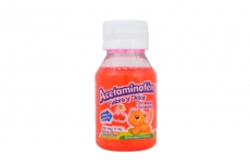 Acetaminofén Jarabe Frasco X 60 mL