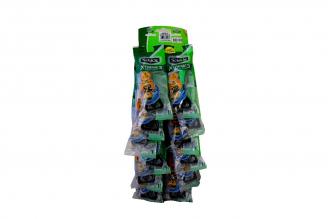 Máquina Para Afeitar Schick Xtreme 3 Pack Con 12 Empaques Con 1 Unidad C/U